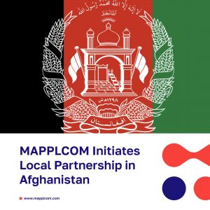 MAPPLCOM Initiates Local Partnership For The Territory of Afghanistan