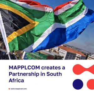 MAPPLCOM creates a Partnership with IGW license holder in South Africa