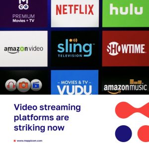 Video streaming platforms are striking now. The new 2.0 Tool is said to be disrupting the whole TV industry!