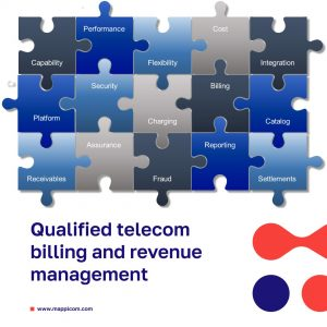 Special market for qualified telecom billing and revenue management exists… and it is going to double over in 2 years!
