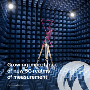 Growing importance of new 5G realms of measurement in 2020: what will they bring?