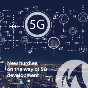 New hurdles on the way of 5G development: a shift in the workforce is required to boost transformation which is now lag behind the network.