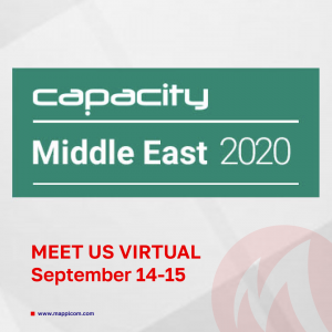 Meet MAPPLCOM at Capacity Middle East 2020