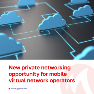 New private networking opportunity for mobile virtual network operators (MVNO)