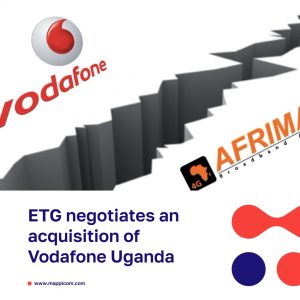 EURO Technology Group is negotiating an acquisition of Vodafone Uganda