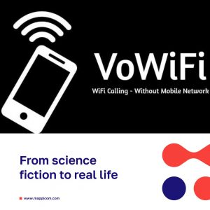 From science fiction to real life: Voice over WI-FI technology enables its users to make calls with WI-FI connection when they have zero or extremely low network signal.