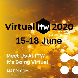 Meet Us At ITW 15-18 June – It's Going Virtual