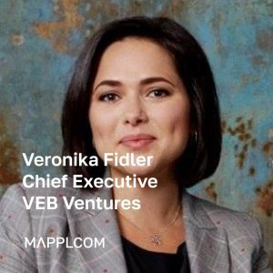 VEB Ventures CEO Veronika Fidler: «An ideal option is a collaboration between private ventures and government investments!»