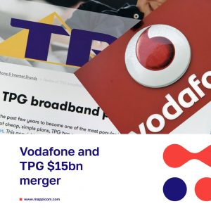 Vodafone and TPG $15bn merger given green light by federal court