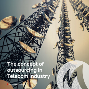 The concept of outsourcing in Telecom Industry. Who do the main players trust? Key indicators, shares, dynamics, supply side and forecasts.
