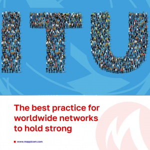 Can the best practice be one of sharing your tool globally for worldwide networks to hold strong?
