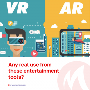 VR and AR: any real use from these entertainment tools?