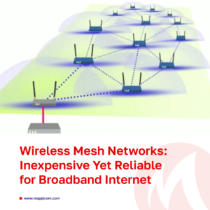 Wireless Mesh Networks: Inexpensive Yet Reliable Solution for Broadband Internet