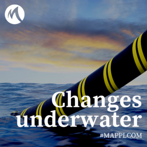 Changes underwater: what impact does Covid-19 have over the submarine cable industry?
