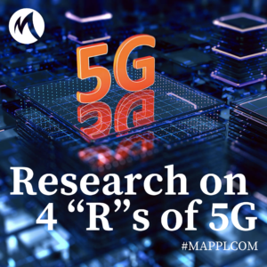 """Recent research reports about 4 """"R""""s of 5G: the returns, the revenue and Rosey the Robot"""